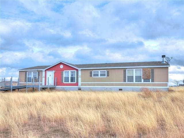 5300 Daisy, Piedmont, OK 73078 (MLS #902863) :: The UB Home Team at Whittington Realty