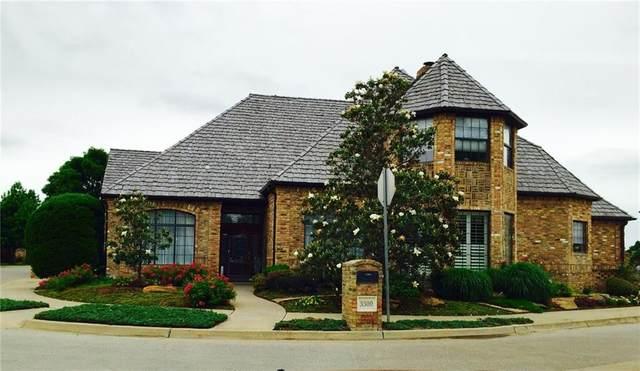 3300 Millbrook Drive, Norman, OK 73072 (MLS #902987) :: Erhardt Group at Keller Williams Mulinix OKC