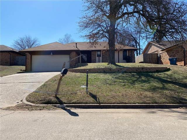 1116 Hawthorne Drive, Midwest City, OK 73110 (MLS #903084) :: Homestead & Co