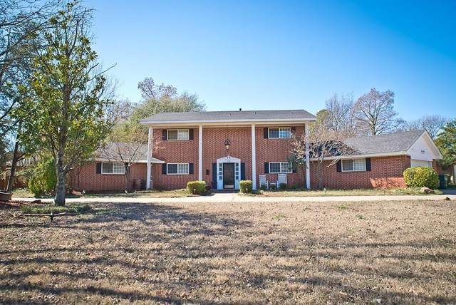 1200 Greenbriar Court, Norman, OK 73072 (MLS #903139) :: Homestead & Co