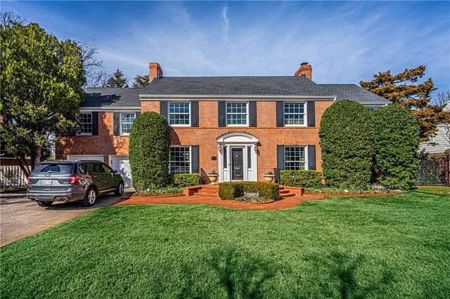 1709 Camden Way, Nichols Hills, OK 73116 (MLS #903155) :: Homestead & Co