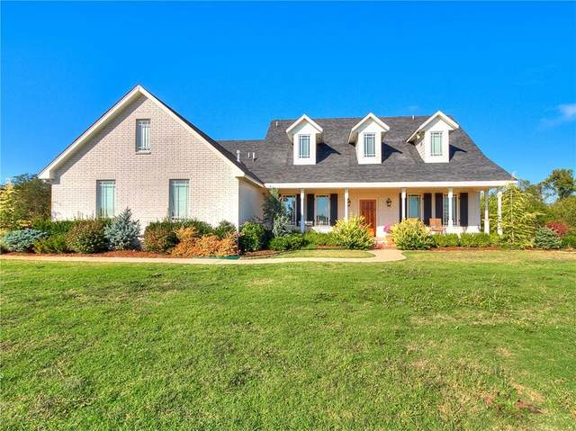 9901 N Piedmont Road, Yukon, OK 73099 (MLS #903212) :: Homestead & Co