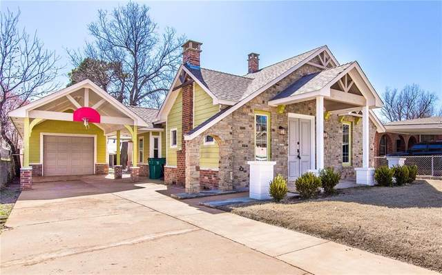 2416 NW 14th Street, Oklahoma City, OK 73107 (MLS #903220) :: Homestead & Co