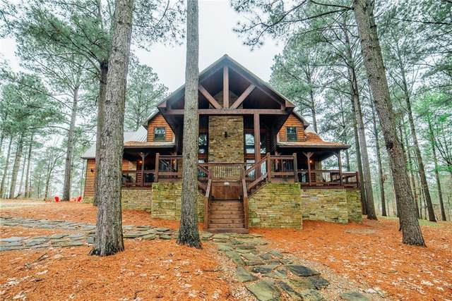 263 High Peak Trail, Broken Bow, OK 74728 (MLS #903296) :: Homestead & Co