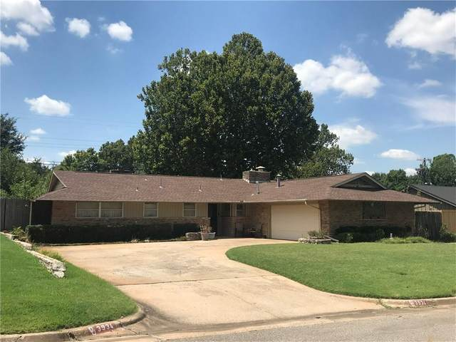 3934 NW 58 Terrace, Oklahoma City, OK 73112 (MLS #903311) :: Homestead & Co
