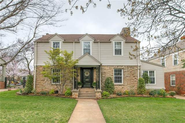 837 NW 37th Street, Oklahoma City, OK 73118 (MLS #903356) :: Homestead & Co