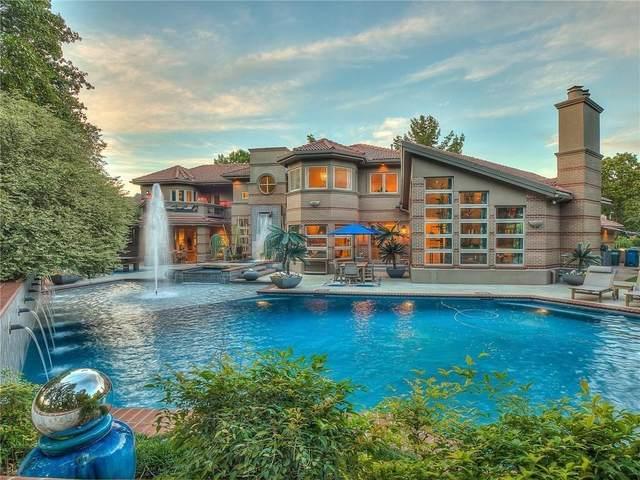 2004 Oak Valley Circle, Edmond, OK 73025 (MLS #903396) :: Homestead & Co