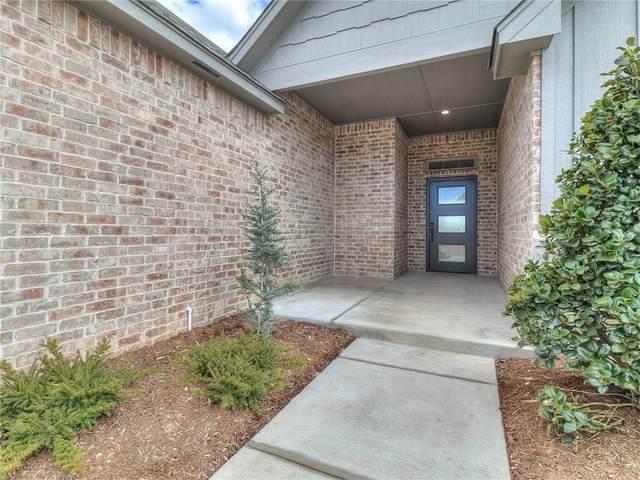 16308 NW Brookefield Drive, Edmond, OK 73013 (MLS #903401) :: Homestead & Co