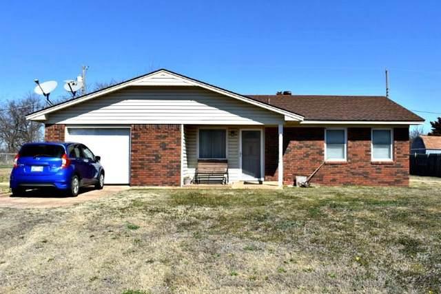 658 County Road 1396, Chickasha, OK 73018 (MLS #903451) :: Homestead & Co