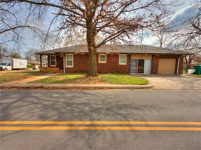 4624 NW 11th Street, Oklahoma City, OK 73127 (MLS #903458) :: Homestead & Co