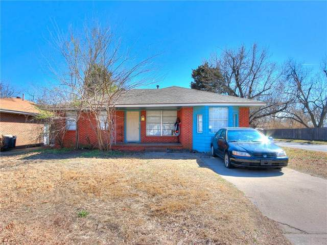 6624 NW 25th Street, Bethany, OK 73008 (MLS #903467) :: Homestead & Co