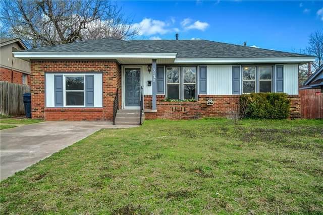 3127 NW 40th Street, Oklahoma City, OK 73112 (MLS #903493) :: Homestead & Co