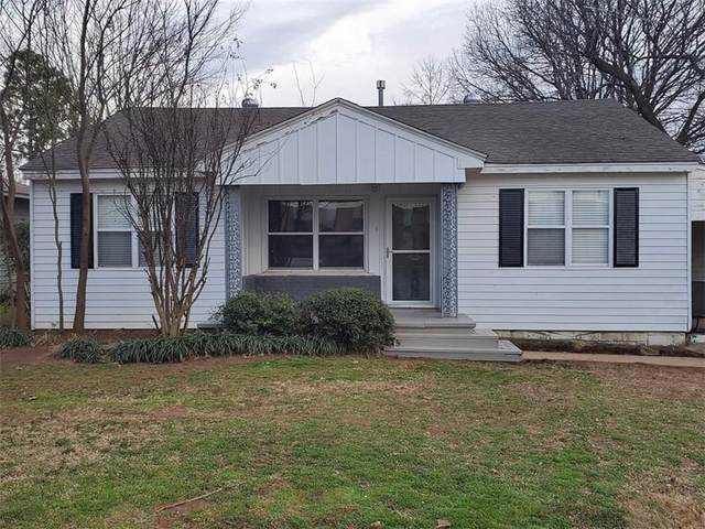 420 W Lincoln Street, Purcell, OK 73080 (MLS #903604) :: Homestead & Co