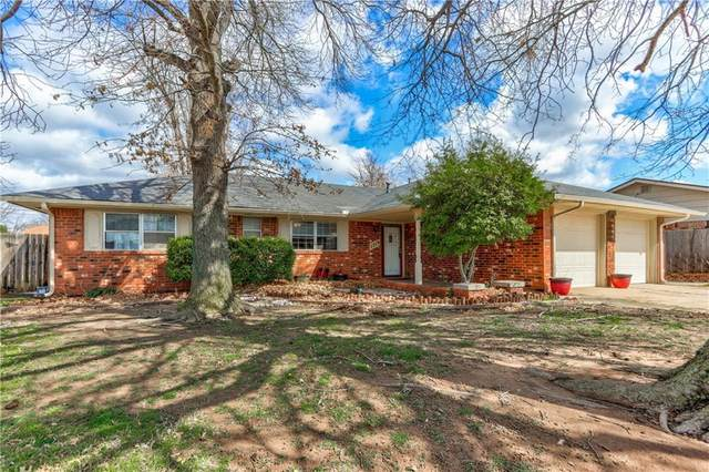1719 Fremont Drive, The Village, OK 73120 (MLS #903653) :: Homestead & Co