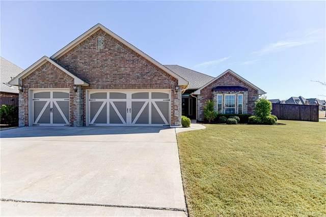 13512 Leighton Lane, Oklahoma City, OK 73142 (MLS #903686) :: Homestead & Co