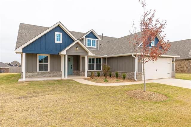 11108 SW 31st Street, Mustang, OK 73099 (MLS #903716) :: Homestead & Co