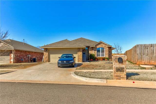 15825 Sonya Way, Edmond, OK 73013 (MLS #903735) :: Homestead & Co