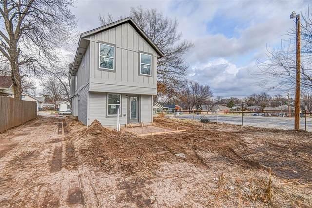 2126 NW 13th Street, Oklahoma City, OK 73107 (MLS #903803) :: Keri Gray Homes