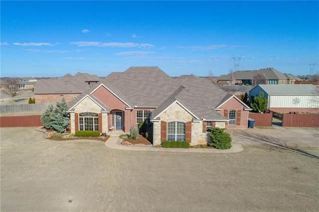 11660 Marbella Drive, Oklahoma City, OK 73173 (MLS #903820) :: Homestead & Co