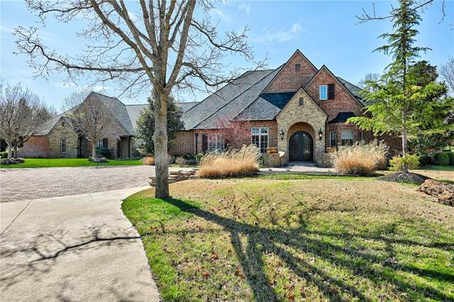2825 Perth Drive, Edmond, OK 73013 (MLS #903872) :: Homestead & Co