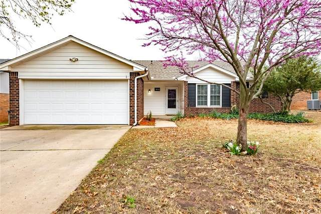 2808 Creekview Terrace, Norman, OK 73071 (MLS #903891) :: Homestead & Co