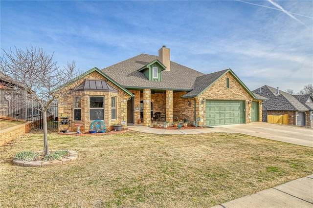 3301 Valley Brook, Norman, OK 73071 (MLS #903913) :: Homestead & Co