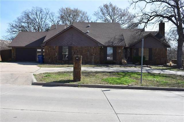 2020 Coolidge Street, Seminole, OK 74868 (MLS #903933) :: Keri Gray Homes