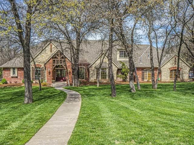 2311 Maria Circle, Edmond, OK 73034 (MLS #903972) :: Homestead & Co