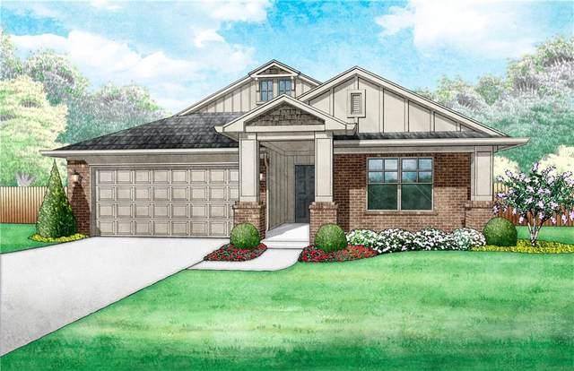 15709 Bennett Drive, Edmond, OK 73013 (MLS #903982) :: Homestead & Co