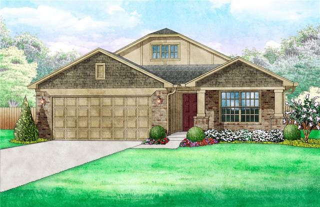 15709 Gunnison Drive, Edmond, OK 73013 (MLS #903985) :: Homestead & Co