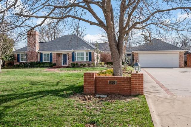 1804 Elmhurst Avenue, Nichols Hills, OK 73120 (MLS #904002) :: Homestead & Co