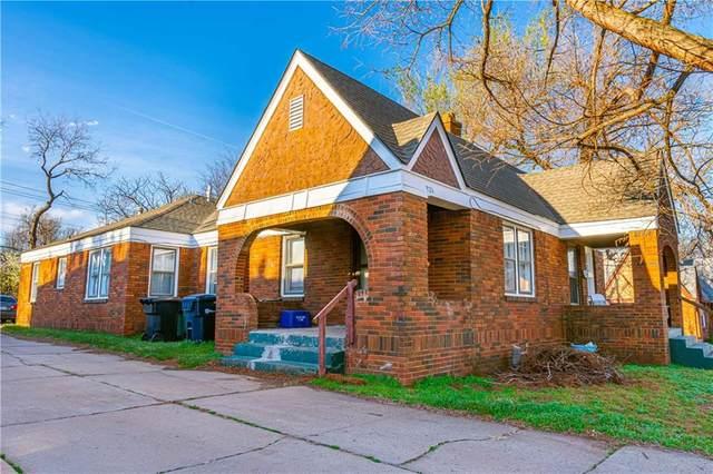 926 W Hill Street, Oklahoma City, OK 73118 (MLS #904068) :: Homestead & Co