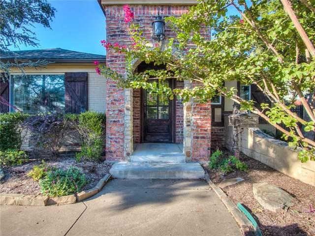 1709 Dorchester Drive, Nichols Hills, OK 73120 (MLS #904069) :: Homestead & Co