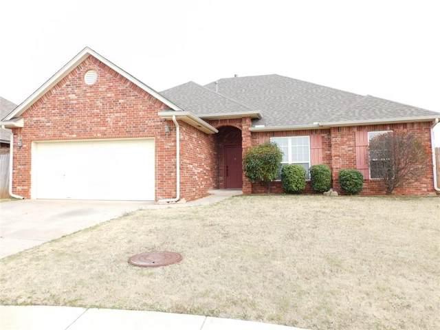 13504 Gramercy Park Place, Oklahoma City, OK 73142 (MLS #904162) :: Homestead & Co