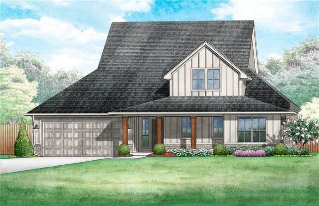 18809 Bajo Drive, Edmond, OK 73012 (MLS #904163) :: Homestead & Co