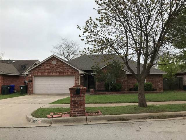 4616 Midway Drive, Norman, OK 73072 (MLS #904202) :: Homestead & Co
