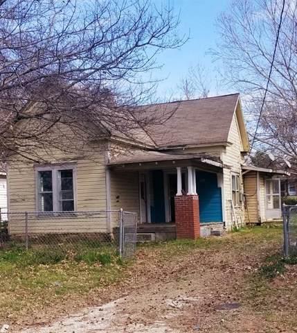 109 N Center Street, Shawnee, OK 74801 (MLS #904206) :: Homestead & Co