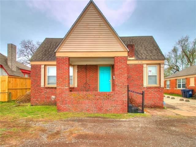 2812 NW 23rd Street, Oklahoma City, OK 73107 (MLS #904217) :: Homestead & Co