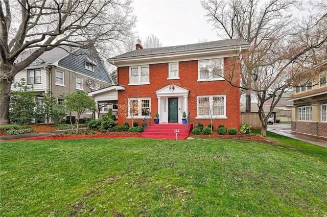 428 NW 18th Street, Oklahoma City, OK 73103 (MLS #904222) :: Keri Gray Homes