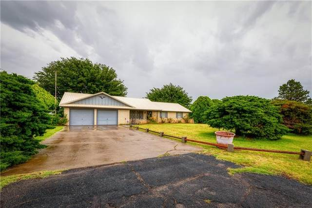 720 N Sheb Wooley Avenue, Erick, OK 73645 (MLS #904246) :: ClearPoint Realty