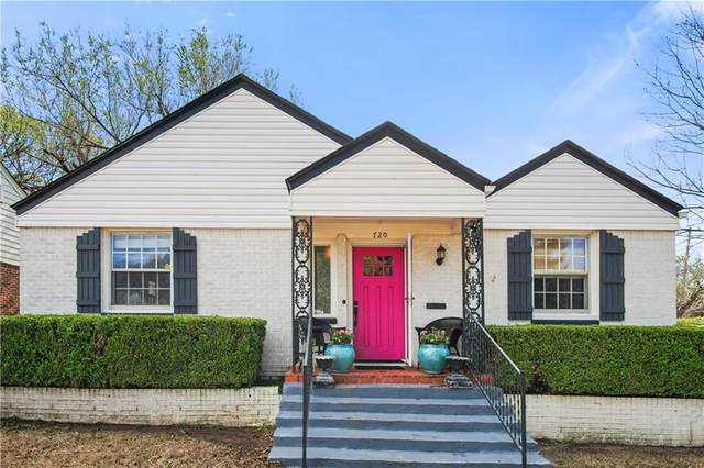 720 NW 46th Street, Oklahoma City, OK 73118 (MLS #904249) :: Homestead & Co