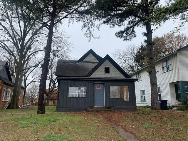 506 N Beard Avenue, Shawnee, OK 74801 (MLS #904251) :: Homestead & Co