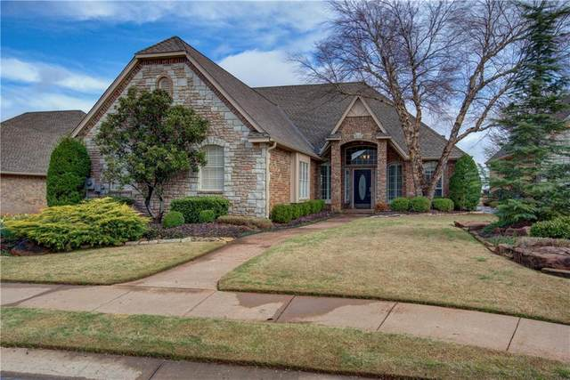 2017 Red Prairie Drive, Edmond, OK 73025 (MLS #904374) :: Homestead & Co