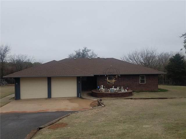 1018 County Street 2984, Blanchard, OK 73010 (MLS #904435) :: Homestead & Co