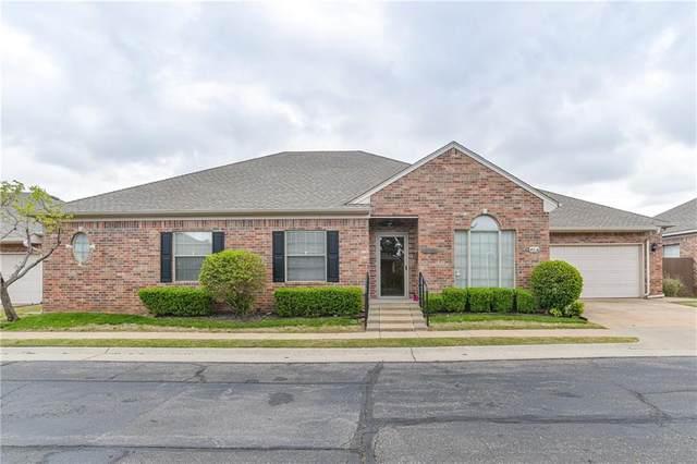 4514 NW 25th Place, Oklahoma City, OK 73127 (MLS #904438) :: Homestead & Co