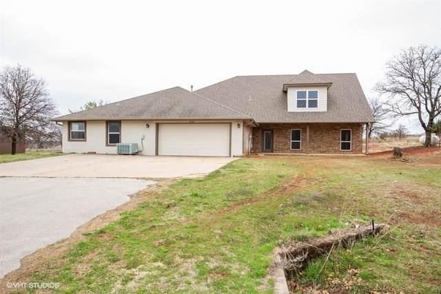 2336 County Street 2970, Blanchard, OK 73010 (MLS #904447) :: Homestead & Co
