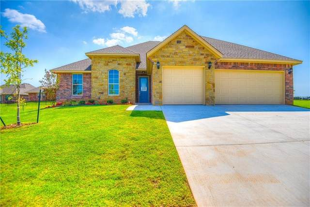 624 Geneva Drive, Edmond, OK 73025 (MLS #904452) :: Homestead & Co