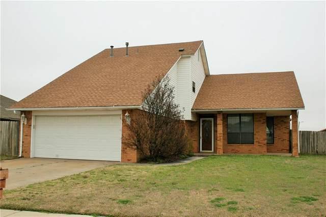 2843 SE 91st Street, Moore, OK 73160 (MLS #904468) :: Homestead & Co