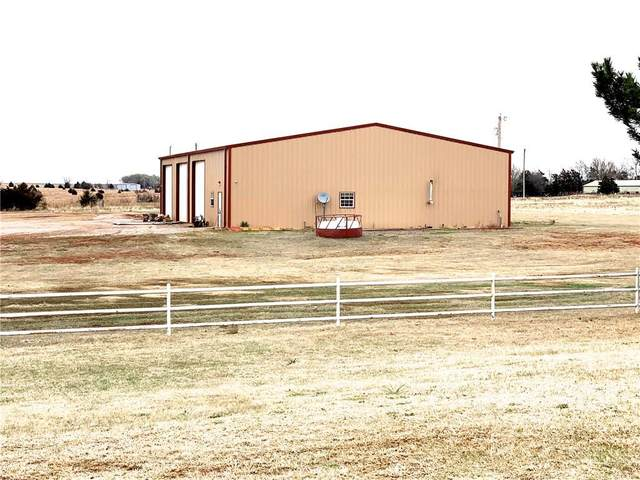 0 N None Lane, Elk City, OK 73644 (MLS #904543) :: Homestead & Co