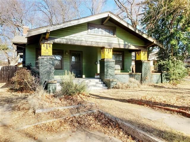 221 NW 27th Street, Oklahoma City, OK 73103 (MLS #904557) :: Homestead & Co